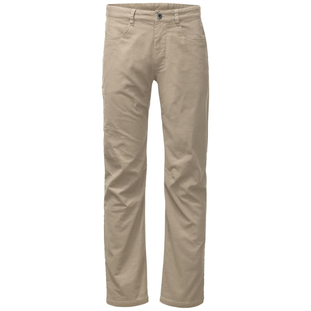 THE NORTH FACE Men's Relaxed Motion Pants - 254-DUNE BEIGE
