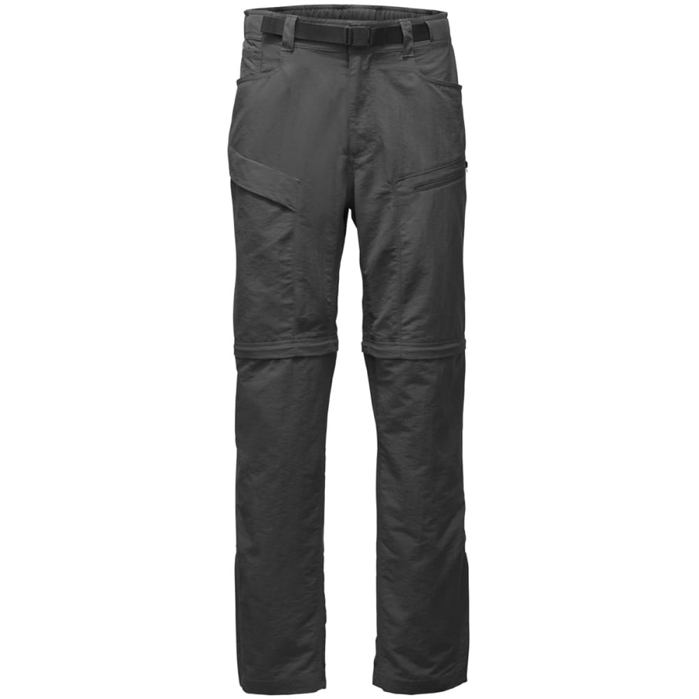 THE NORTH FACE Men's Paramount Trail Convertible Pants - 0C5-ASPHALT GREY