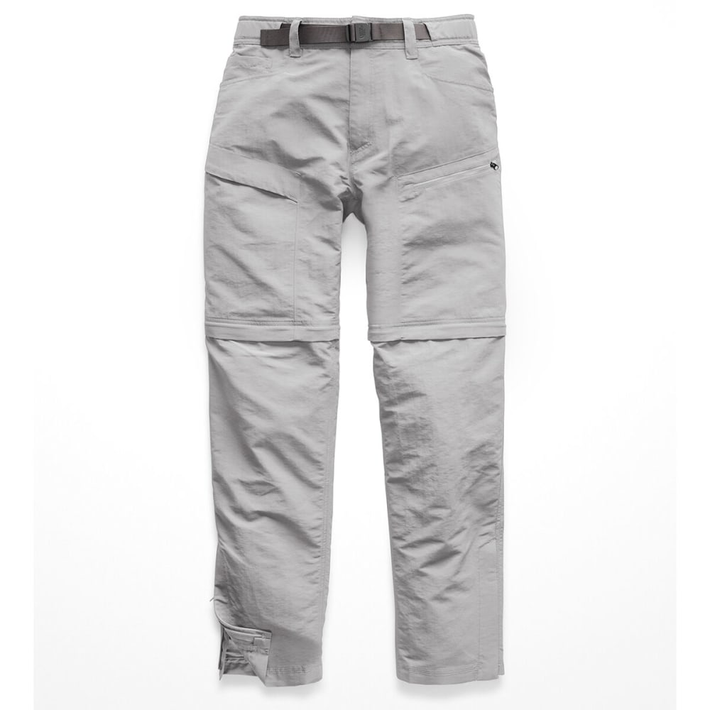 THE NORTH FACE Men's Paramount Trail Convertible Pants - V3T-MID GRY