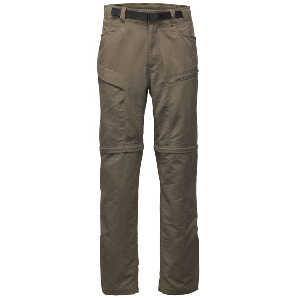 THE NORTH FACE Men's Paramount Trail Convertible Pants - 9ZG-WEIMARANER BROWN