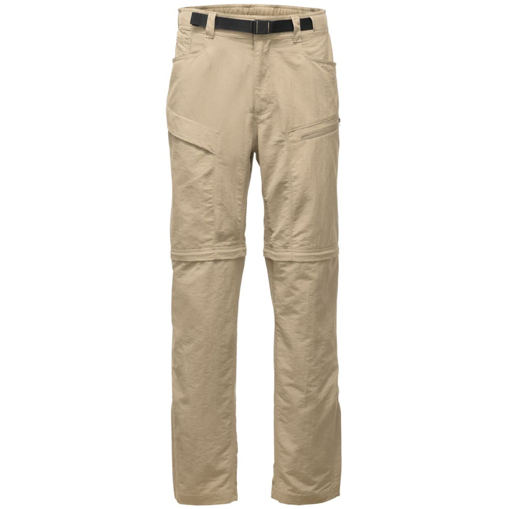 THE NORTH FACE Men's Paramount Trail Convertible Pants - 254-DUNE BEIGE