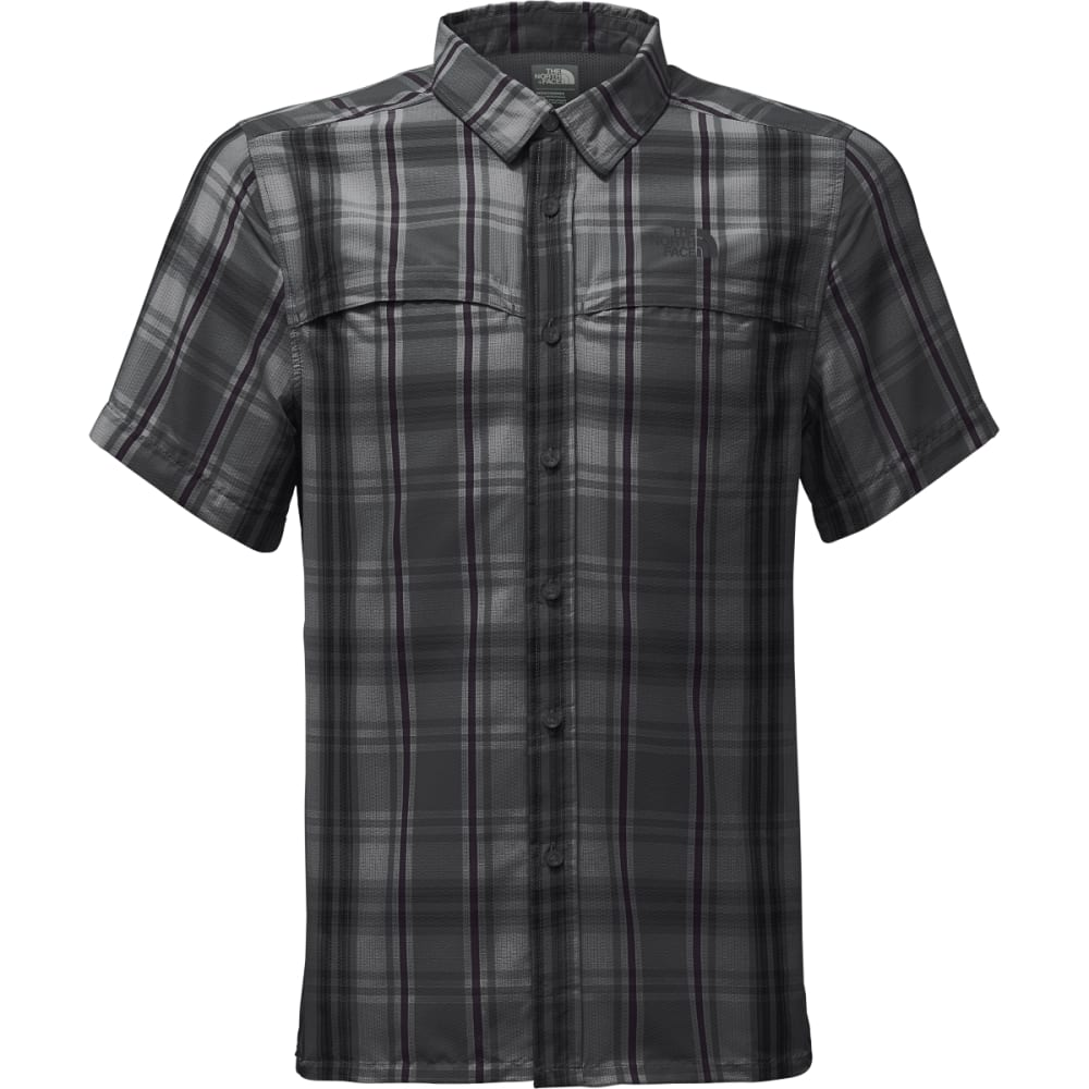THE NORTH FACE Men's Short Sleeve Vent Me Shirt S