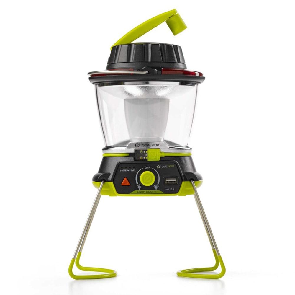 GOAL ZERO Lighthouse 400 Lantern - BLACK