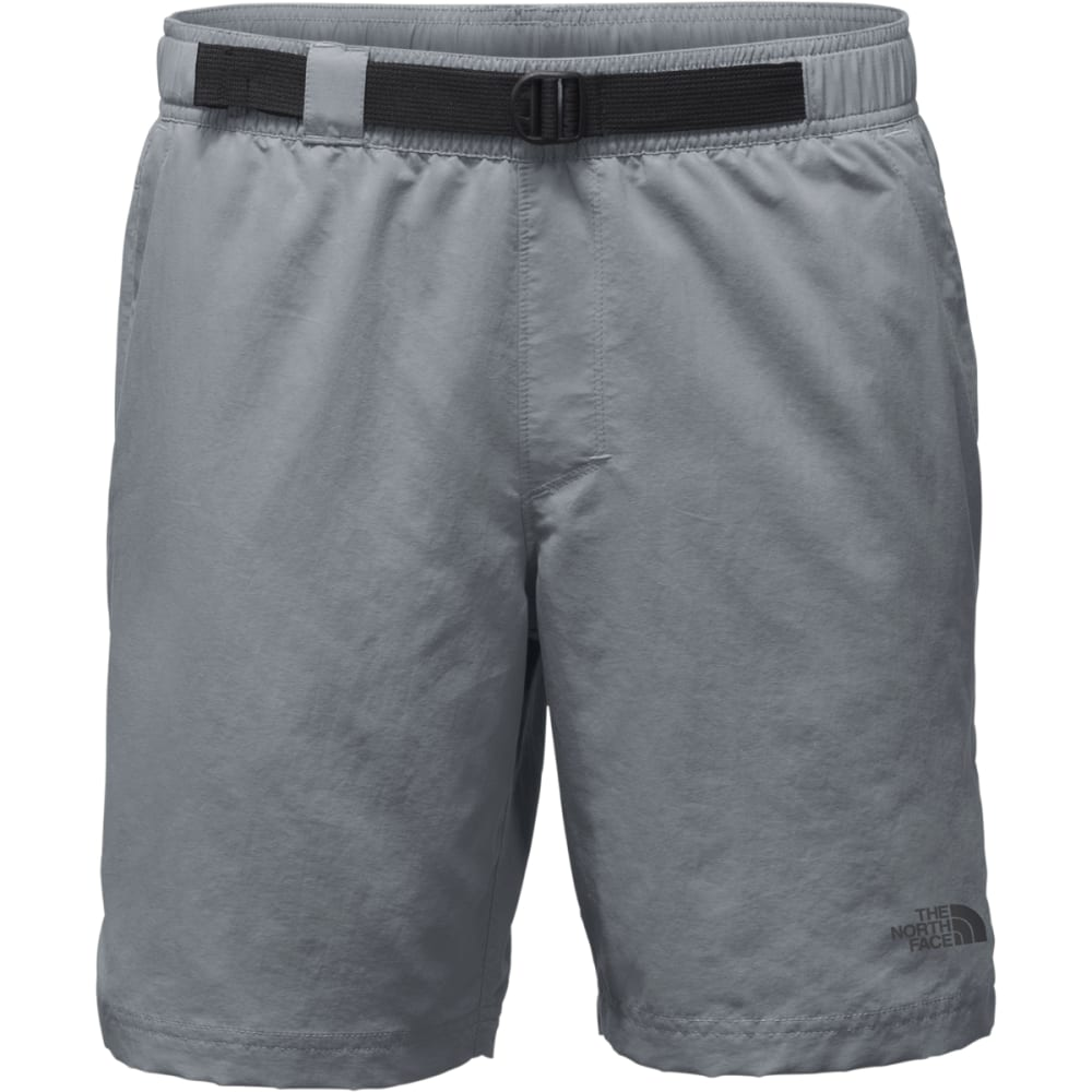 THE NORTH FACE Men's Class V Belted Trunk Shorts - VT3-MID GREY