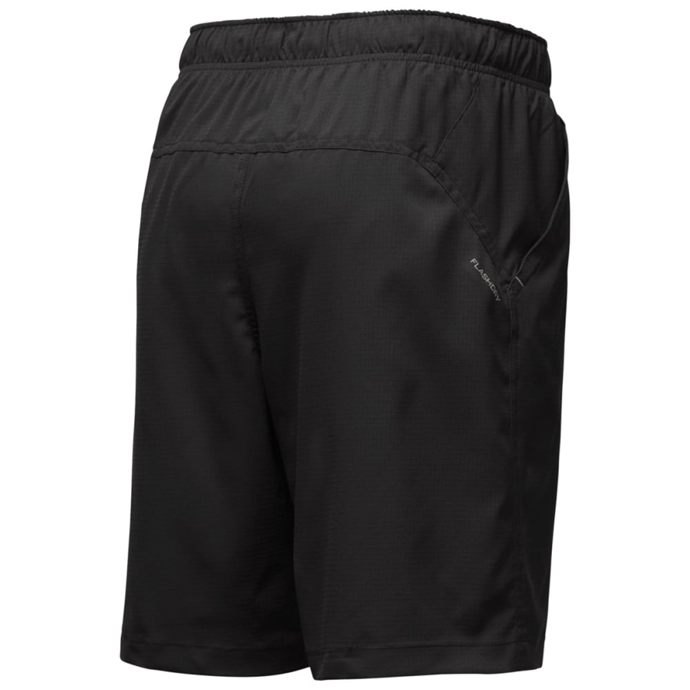 THE NORTH FACE Men's Versitas Dual Shorts - KT0-TNF BLK/ASPHALT