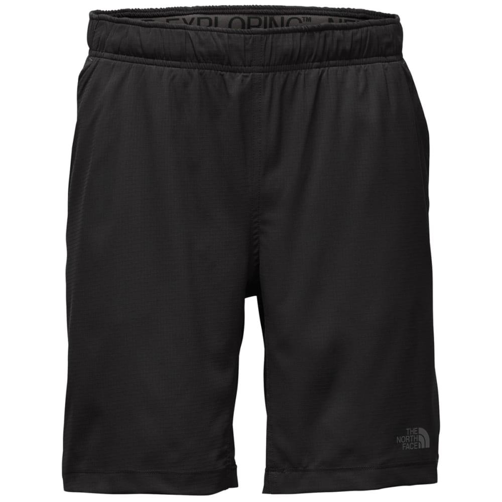 THE NORTH FACE Men's Versitas Dual Shorts - KT0-TNF BLK/ASPHALT