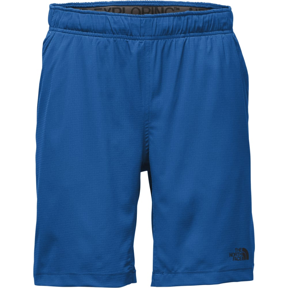 THE NORTH FACE Men's Versitas Dual Shorts - WXN-TURKISH SEA