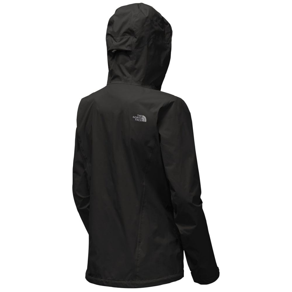 THE NORTH FACE Women's Venture 2 Jacket - JK3-TNF BLACK