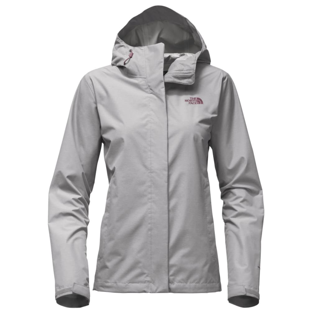 THE NORTH FACE Women's Venture 2 Jacket - WQT-TNF LIGHT GREY