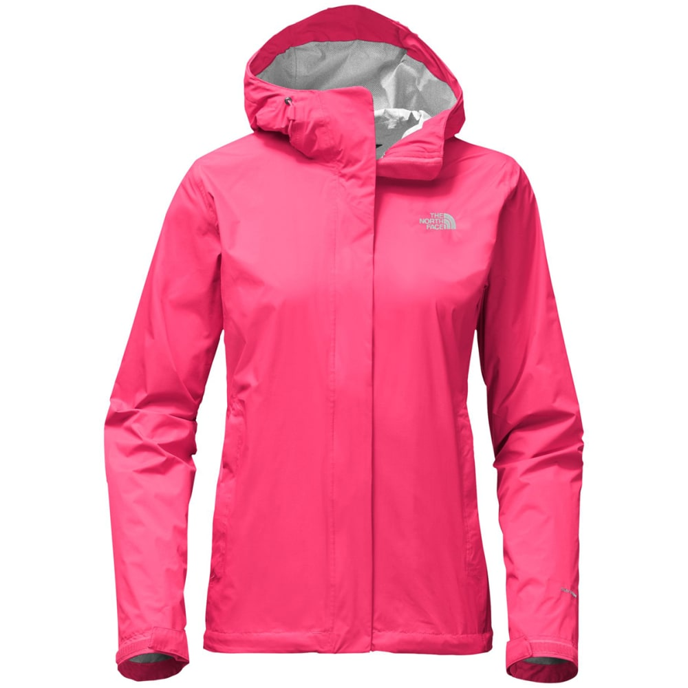 THE NORTH FACE Women's Venture 2 Jacket - QAK-HONEYSUCKLE PINK