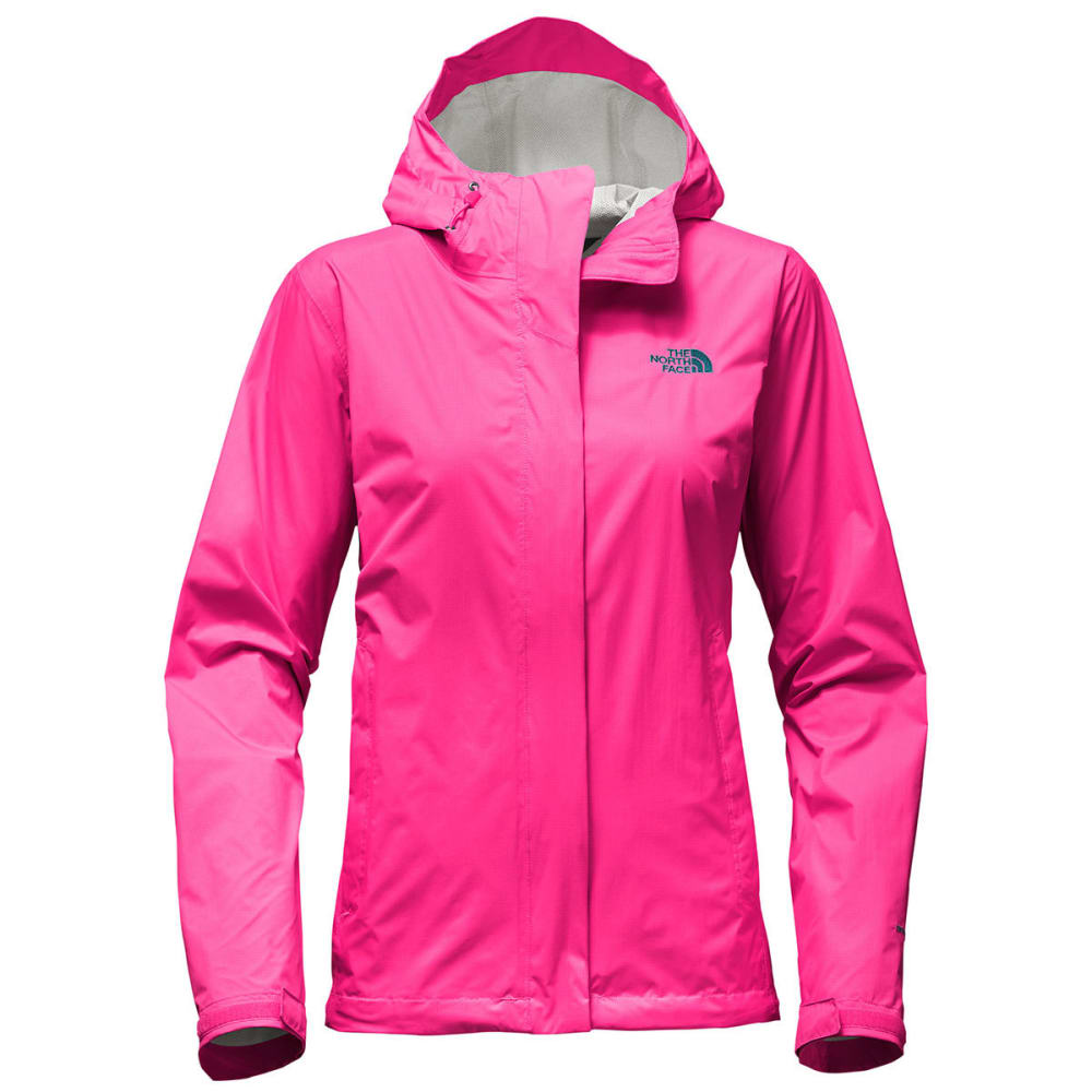 THE NORTH FACE Women's Venture 2 Jacket - 79M-PETTICOAT PINK