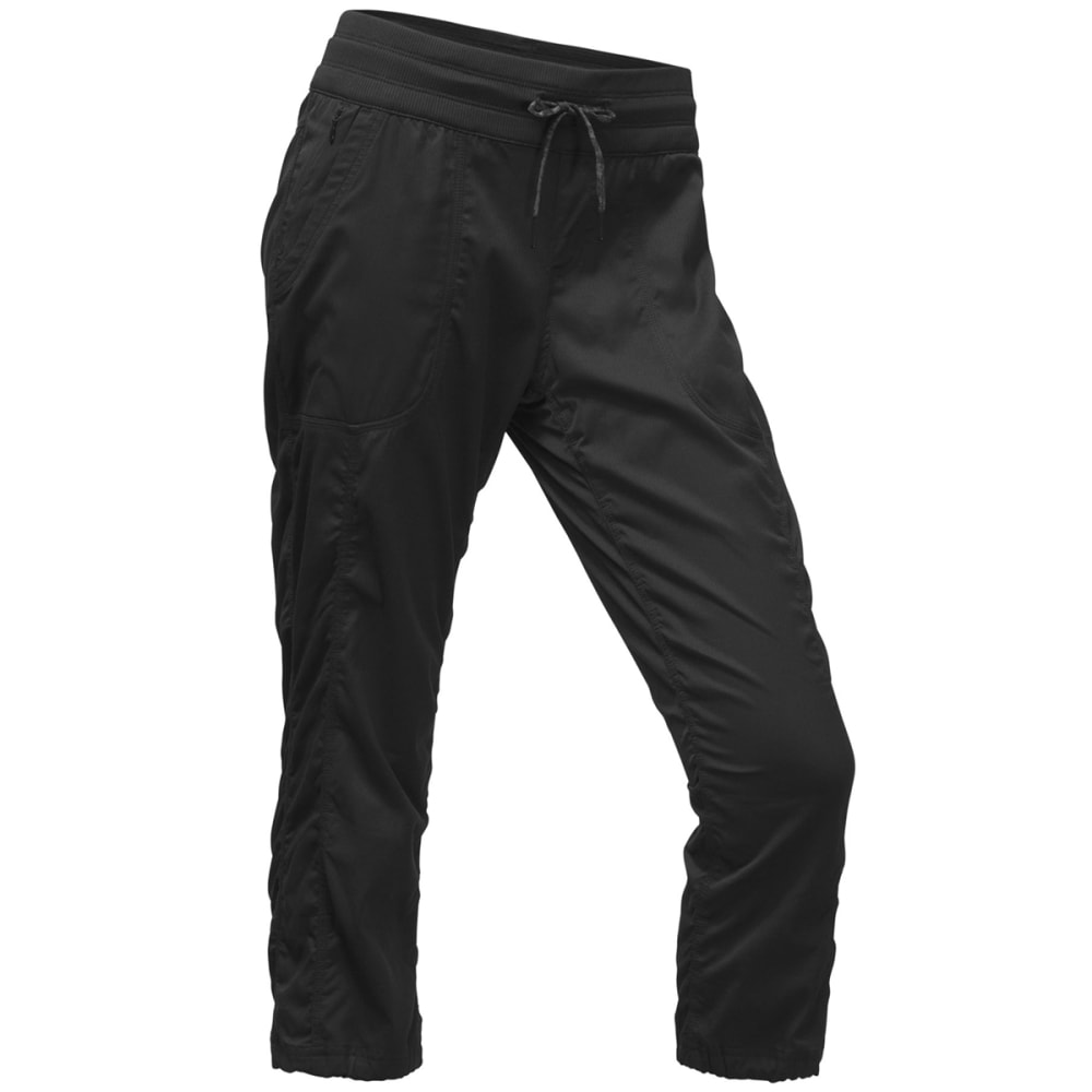 THE NORTH FACE Women's Aphrodite 2.0 Capri Pants - JK3-TNF BLACK
