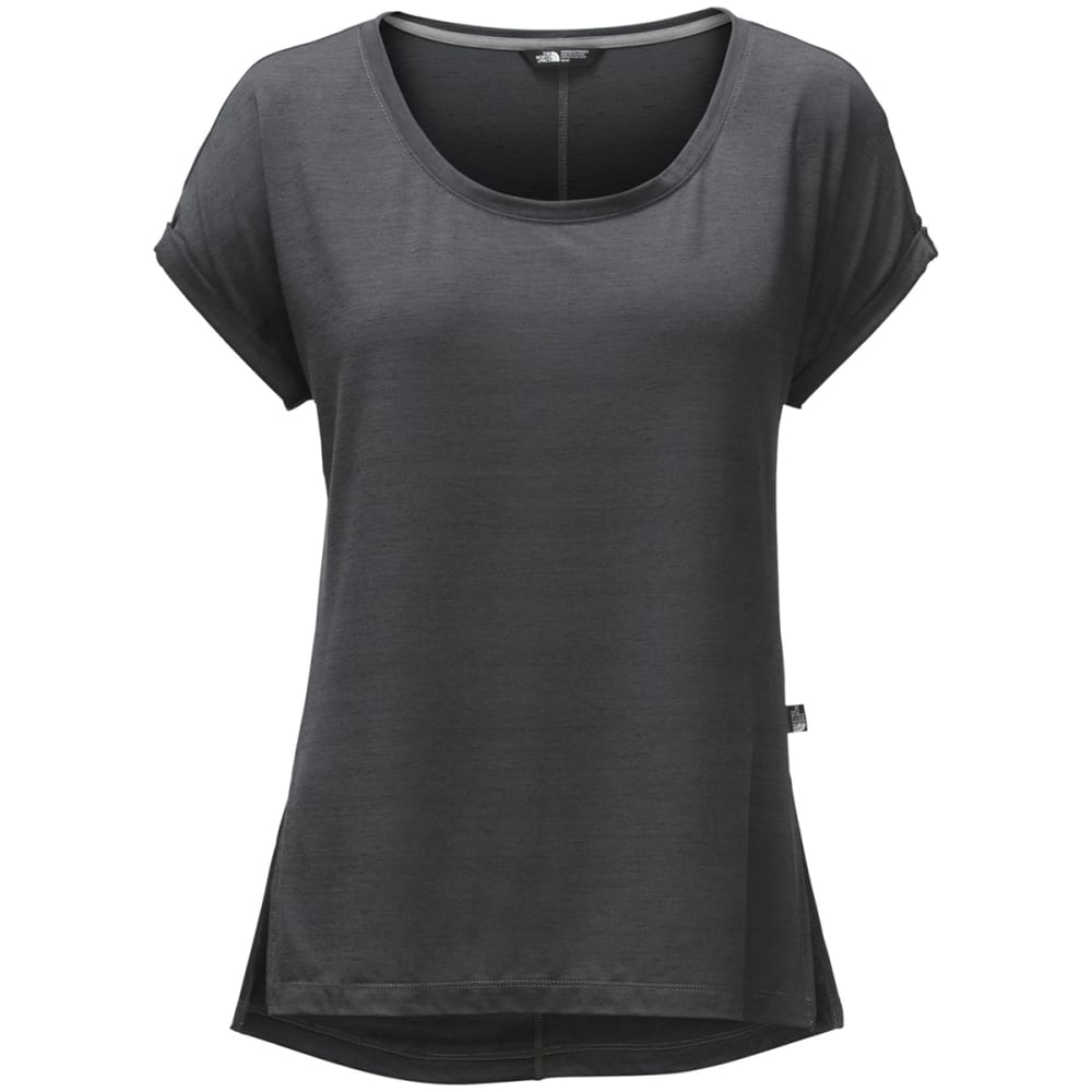 THE NORTH FACE Women's EZ Dolman Top - Q3L-GRAPHITE GREY