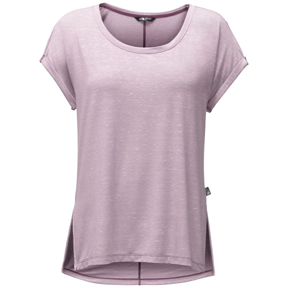 THE NORTH FACE Women's EZ Dolman Top - QSP-VIOLET TULLE