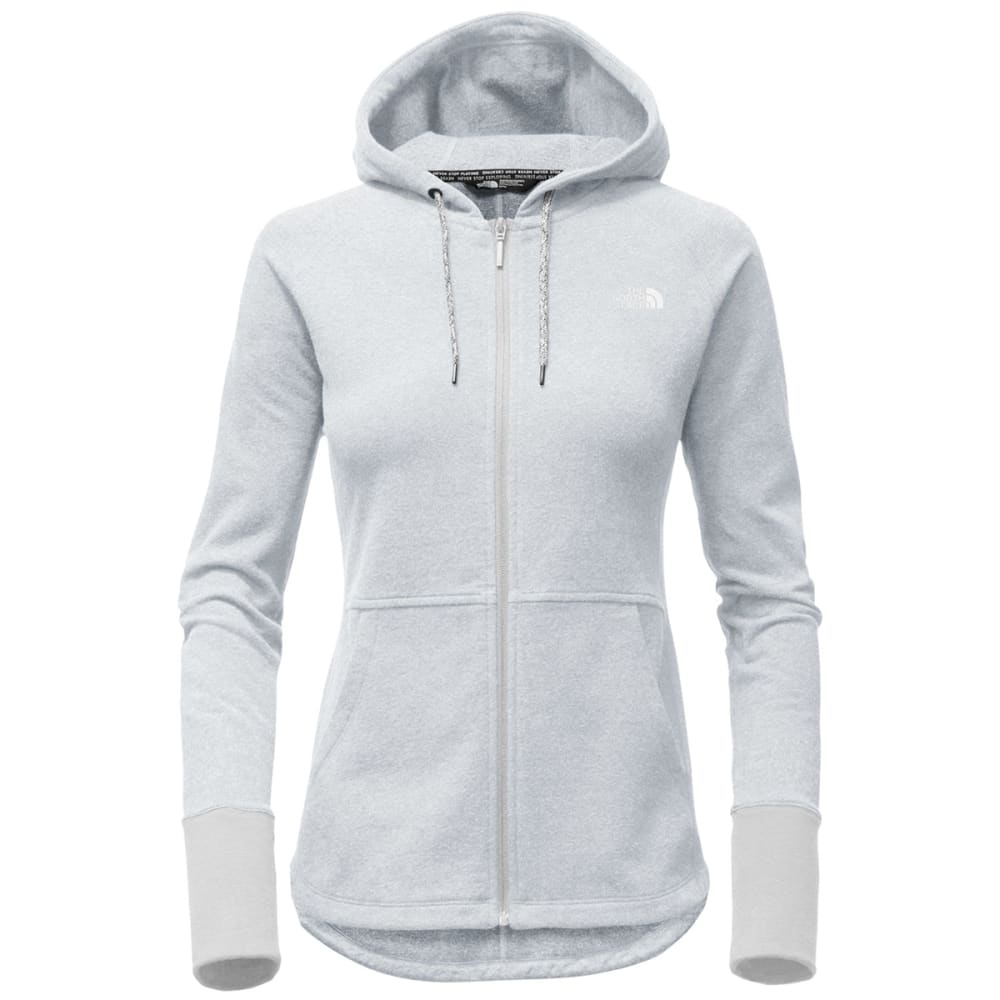THE NORTH FACE Women's EZ Hoodie - DYX-TNF LT GREY HTHR