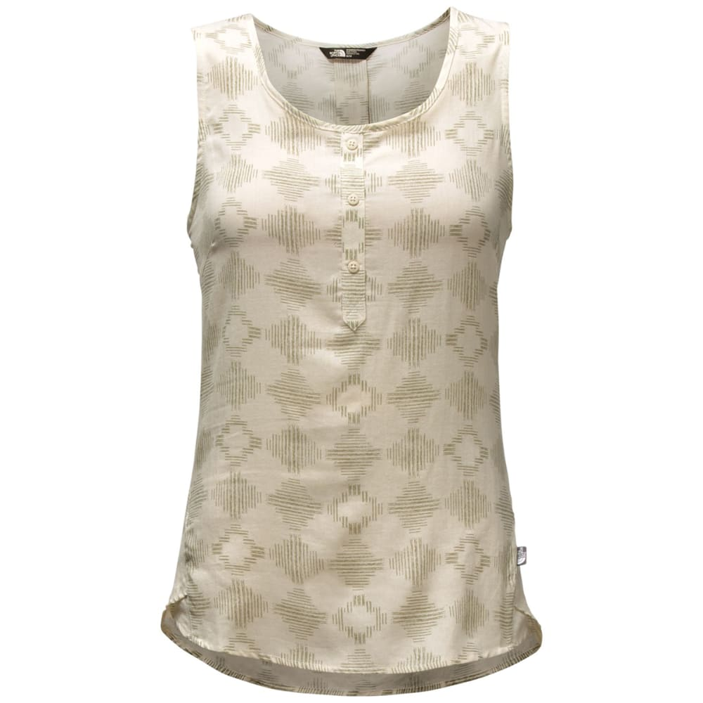 THE NORTH FACE Women's Touring Tank - QTH-VINTAGE WHT PRIN