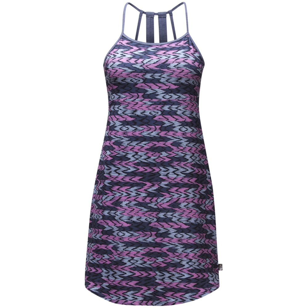 THE NORTH FACE Women's Exposure Dress - QSD-COASTAL FJORD IK
