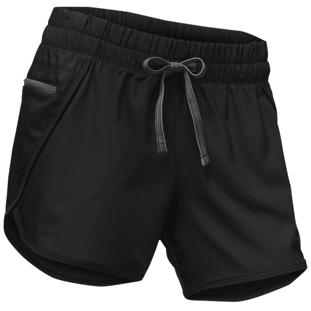 THE NORTH FACE Women's Class V Shorts - JK3-TNF BLACK