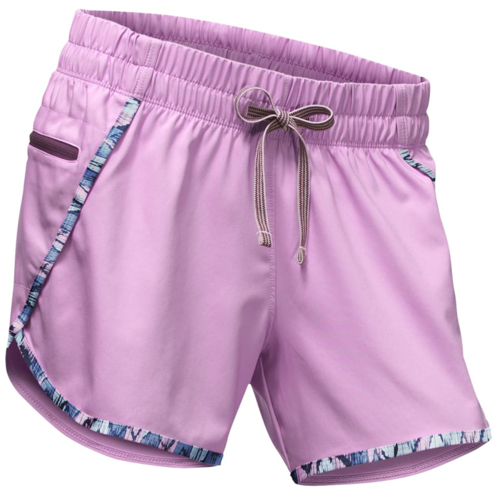 THE NORTH FACE Women's Class V Shorts - VIOLET