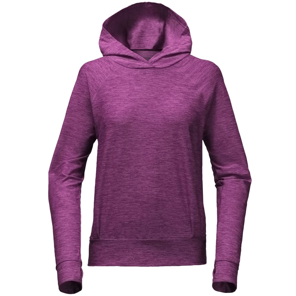 THE NORTH FACE Women's Motivation Classic Hoodie - QDD-WOOD VIOLET HTHR