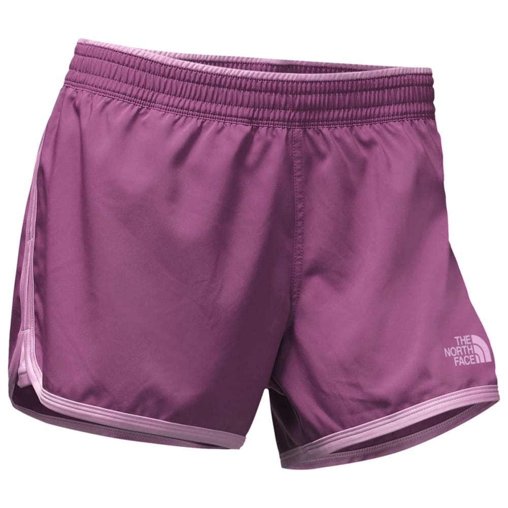 THE NORTH FACE Women's Reflex Core Shorts - RKR-WOOD VIOLET