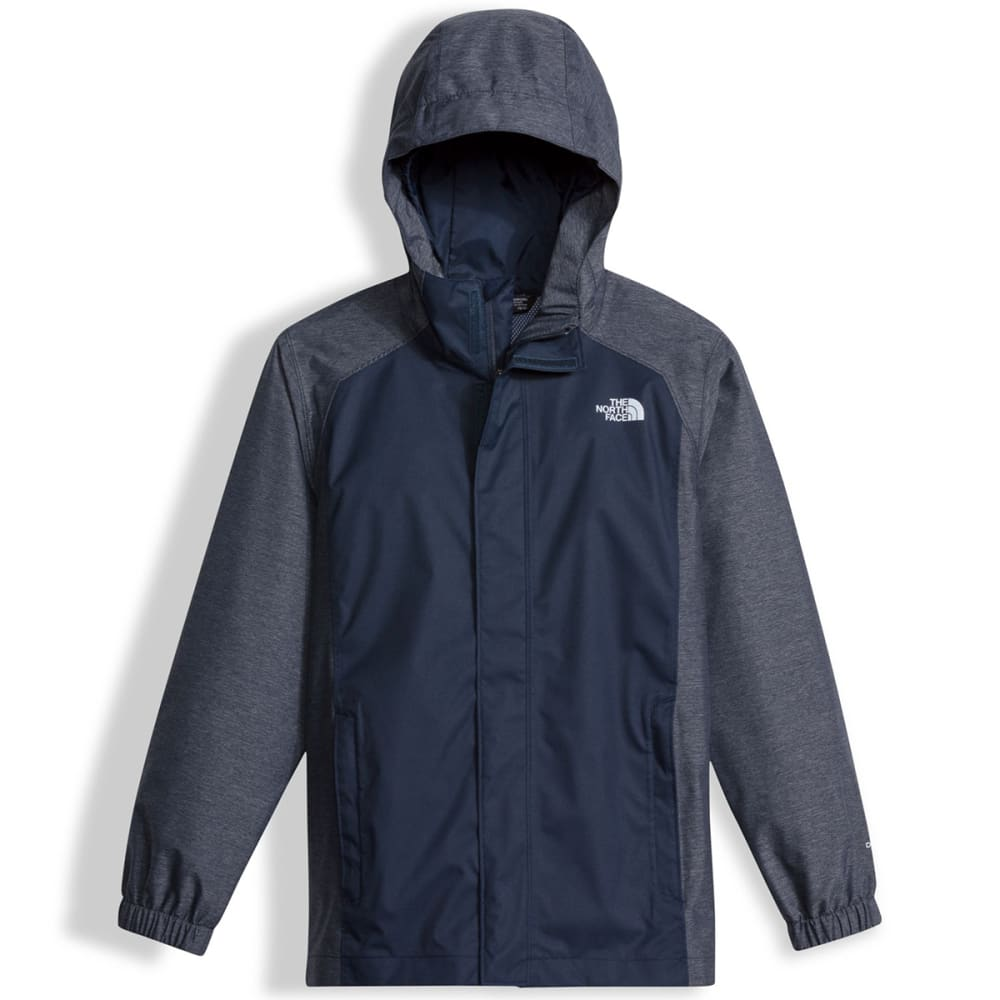 THE NORTH FACE Boys' Resolve Reflective Jacket - A7L-COSMIC BLUE