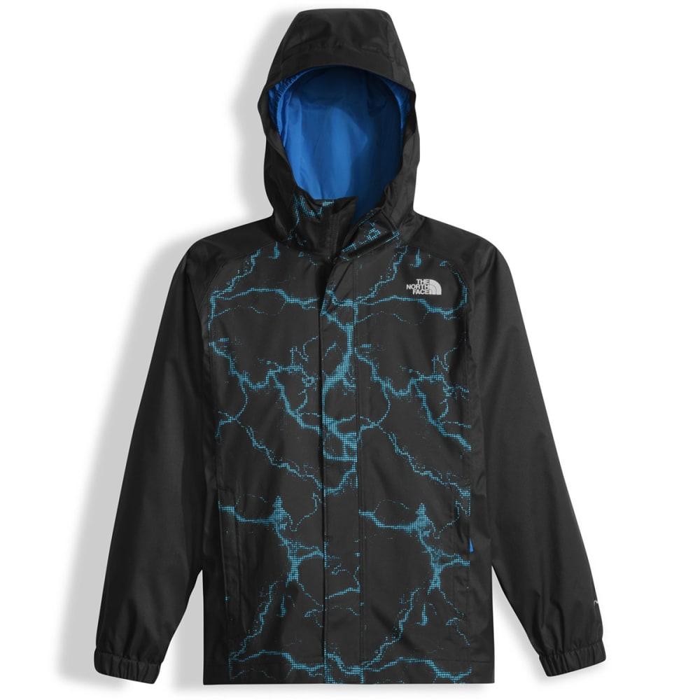 THE NORTH FACE Boys' Resolve Reflective Jacket - QVW-CASCADE BLUE PRI
