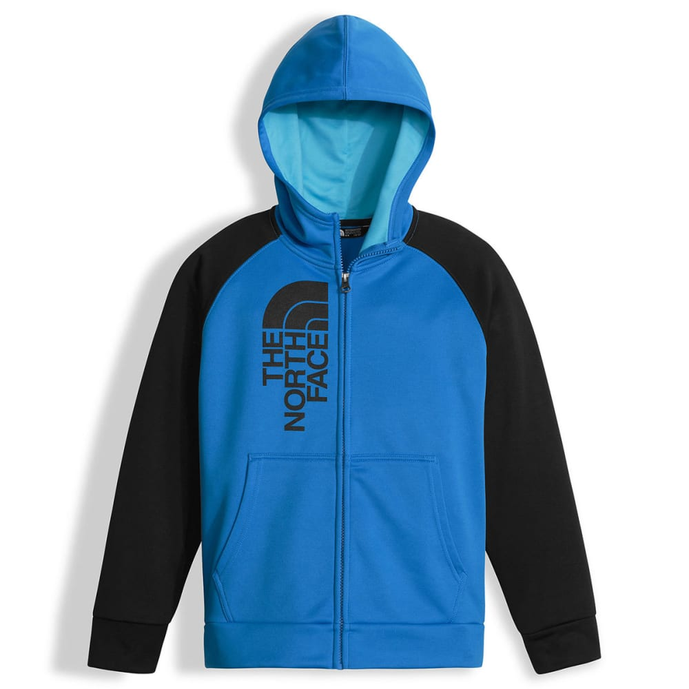 2dfb2911c THE NORTH FACE Boys  Surgent Full-Zip Hoodie - Eastern Mountain Sports
