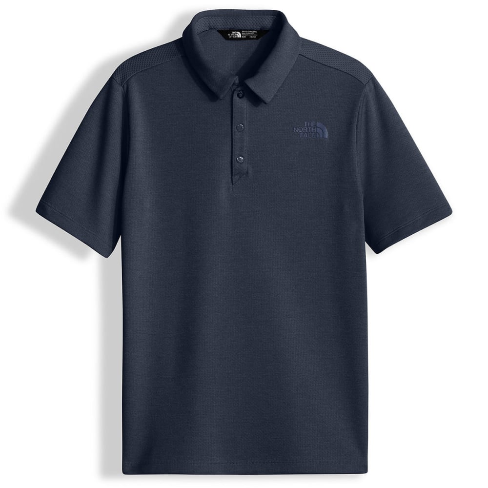 THE NORTH FACE Boys' Polo Shirt - A7L-COSMIC BLUE