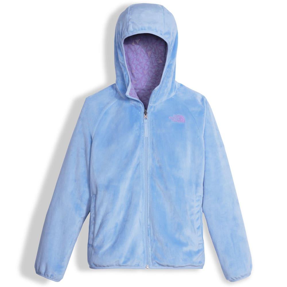 4d3173ac8c2a THE NORTH FACE Girls  39  Reversible Breezeway Wind Jacket - QUZ-PAISLEY  PURPLE