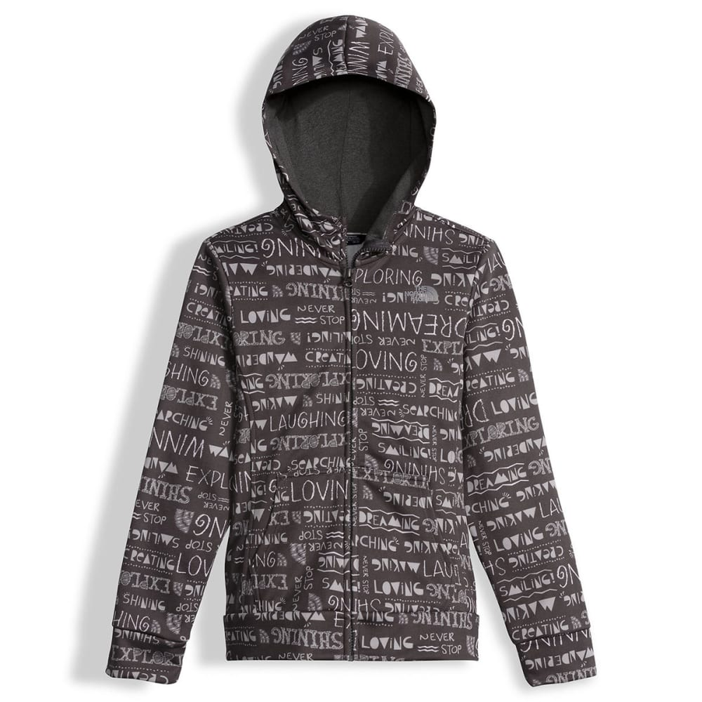 THE NORTH FACE Girls' Surgent Full-Zip Hoodie S