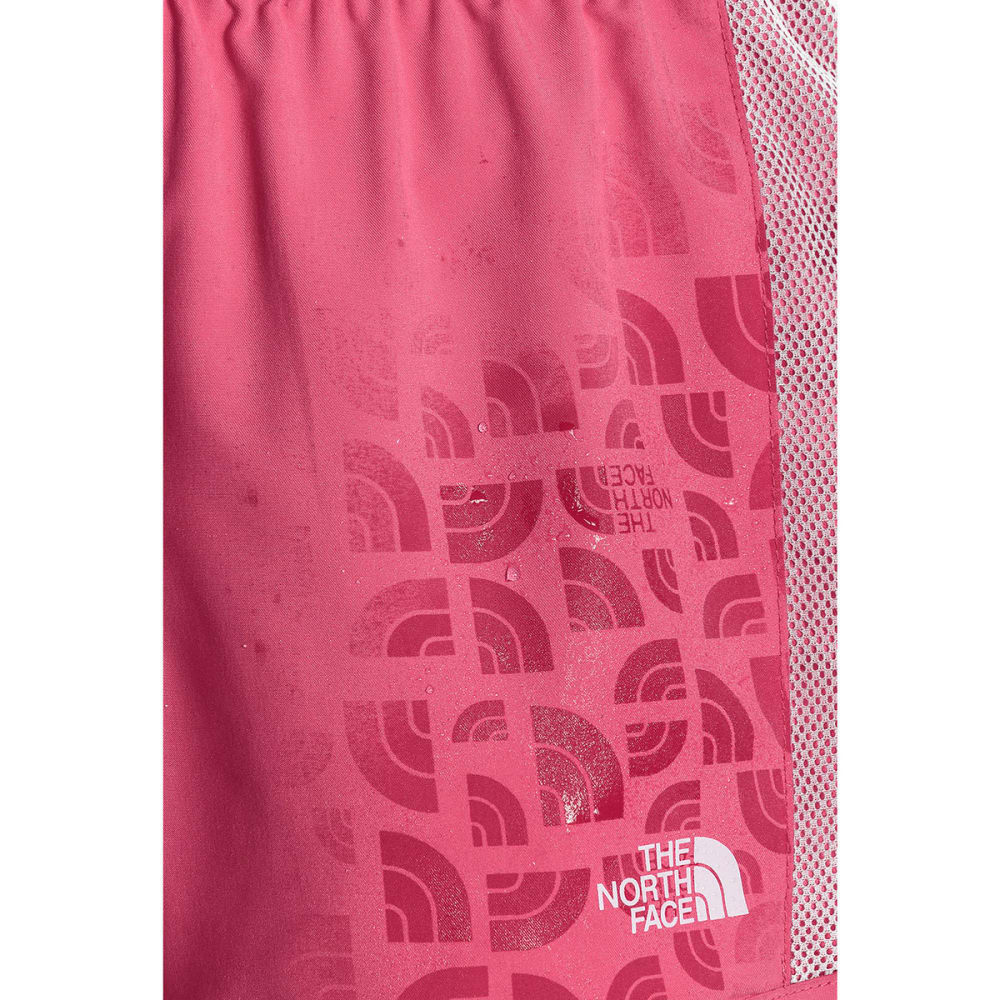 THE NORTH FACE Girls' Class V Water Shorts - QAK-HONEYSUCKLE PINK