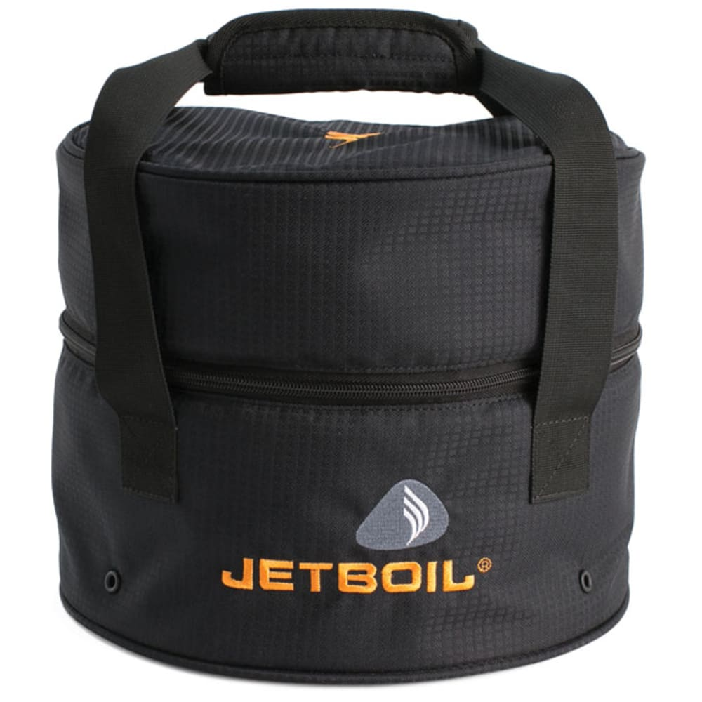 JETBOIL Genesis 2-Burner Basecamp System - GREY/ORANGE