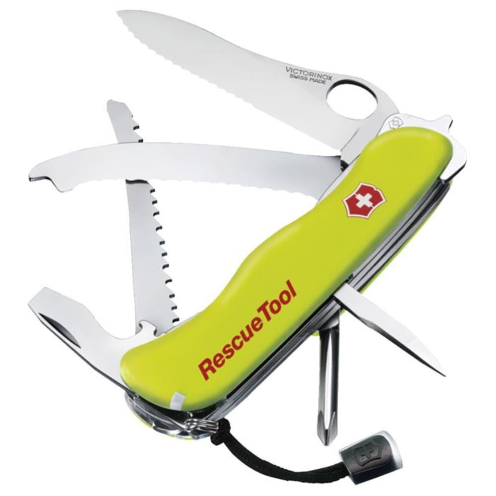 VICTORINOX Rescue Tool - FLURO YELLOW