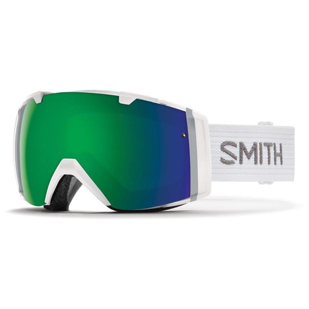 SMITH I/O Goggles - WHITE