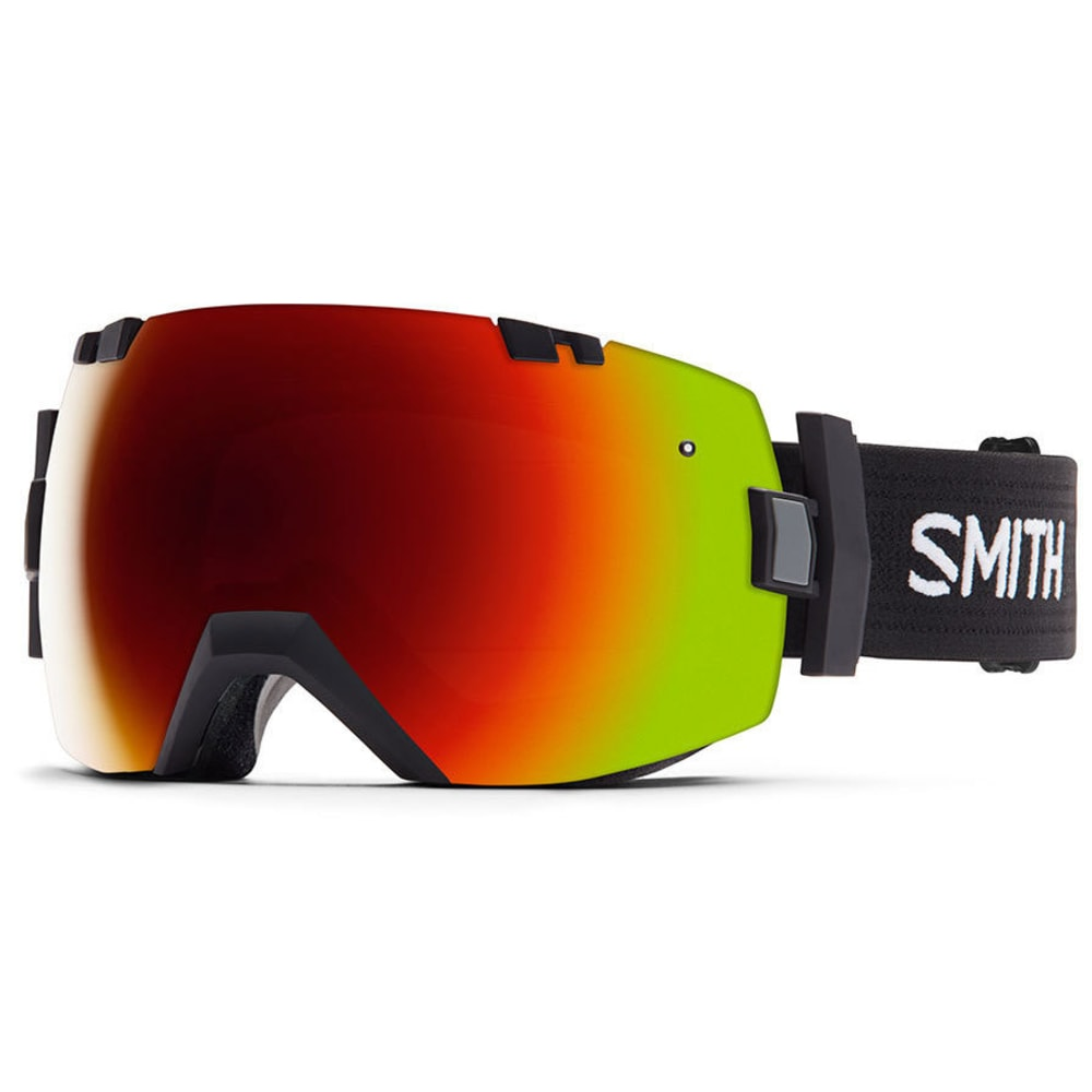 SMITH I/OX Goggles - BLACK