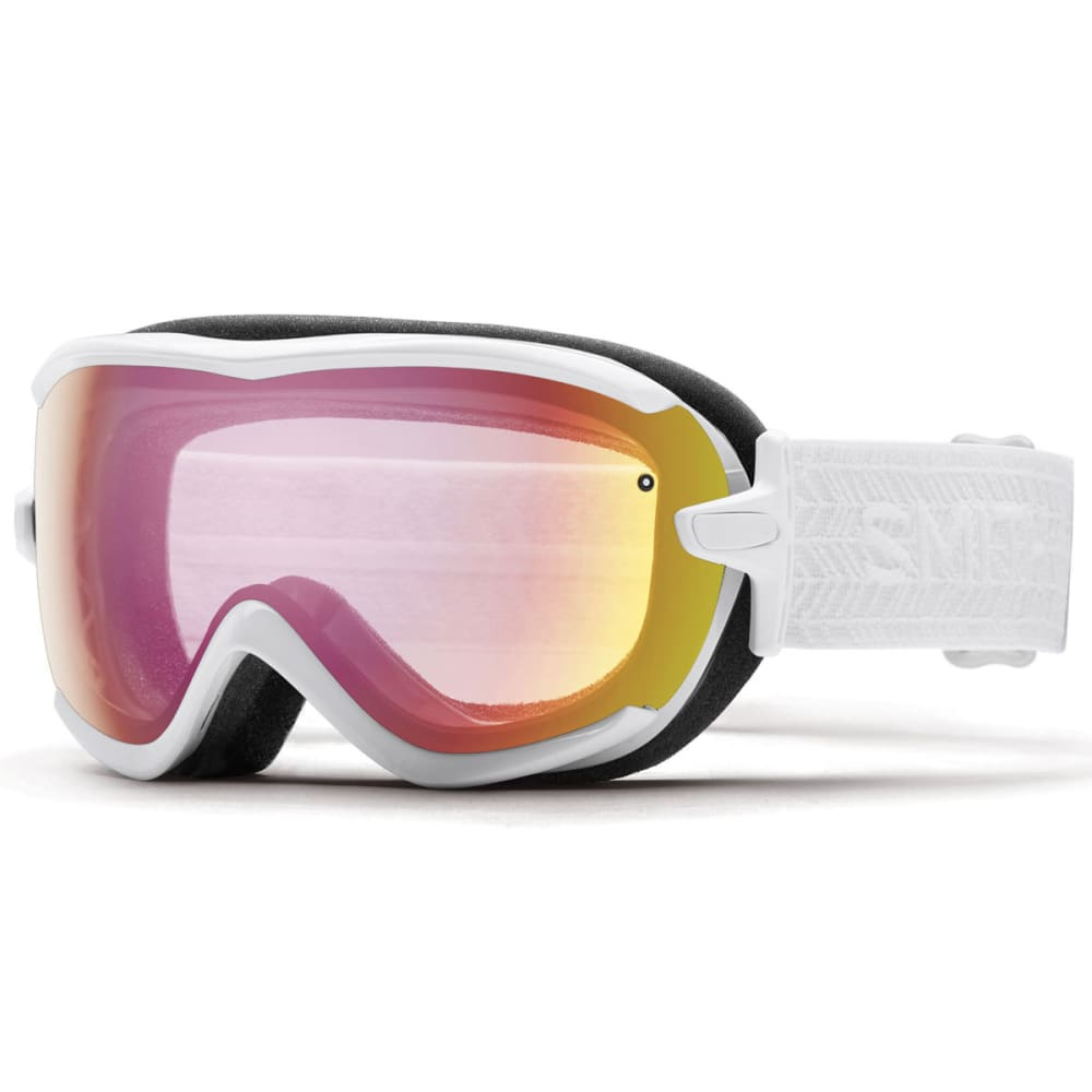 SMITH Women's Virtue Goggles - WHITE