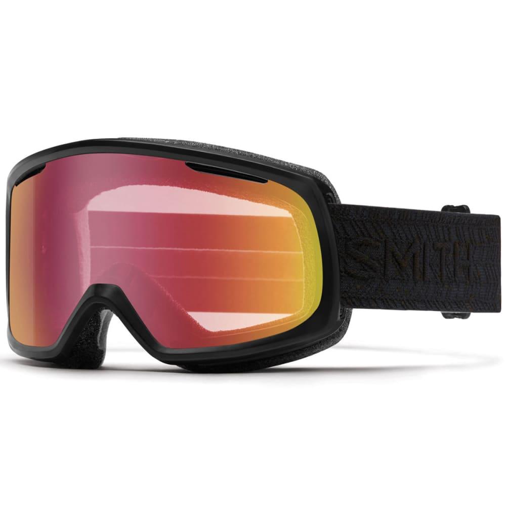 SMITH Women's Riot Goggles - BLACK