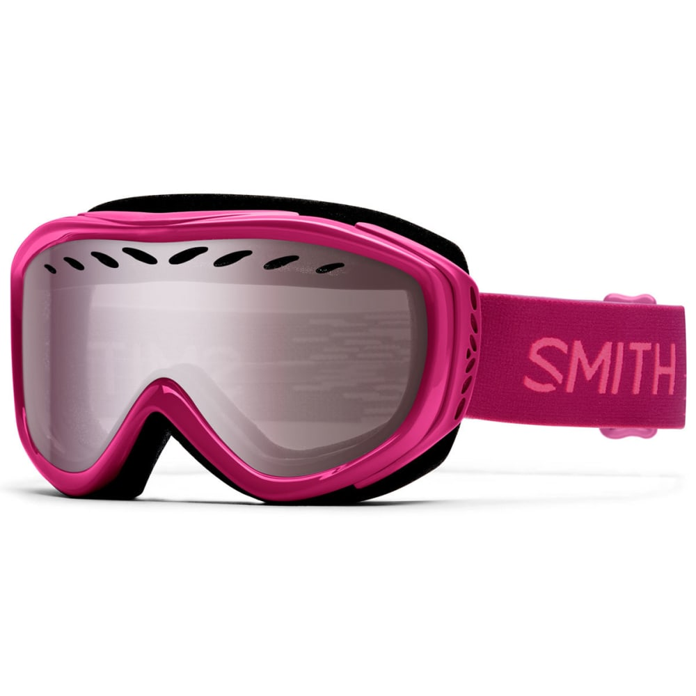 SMITH Women's Transit Goggles - FUSHIA