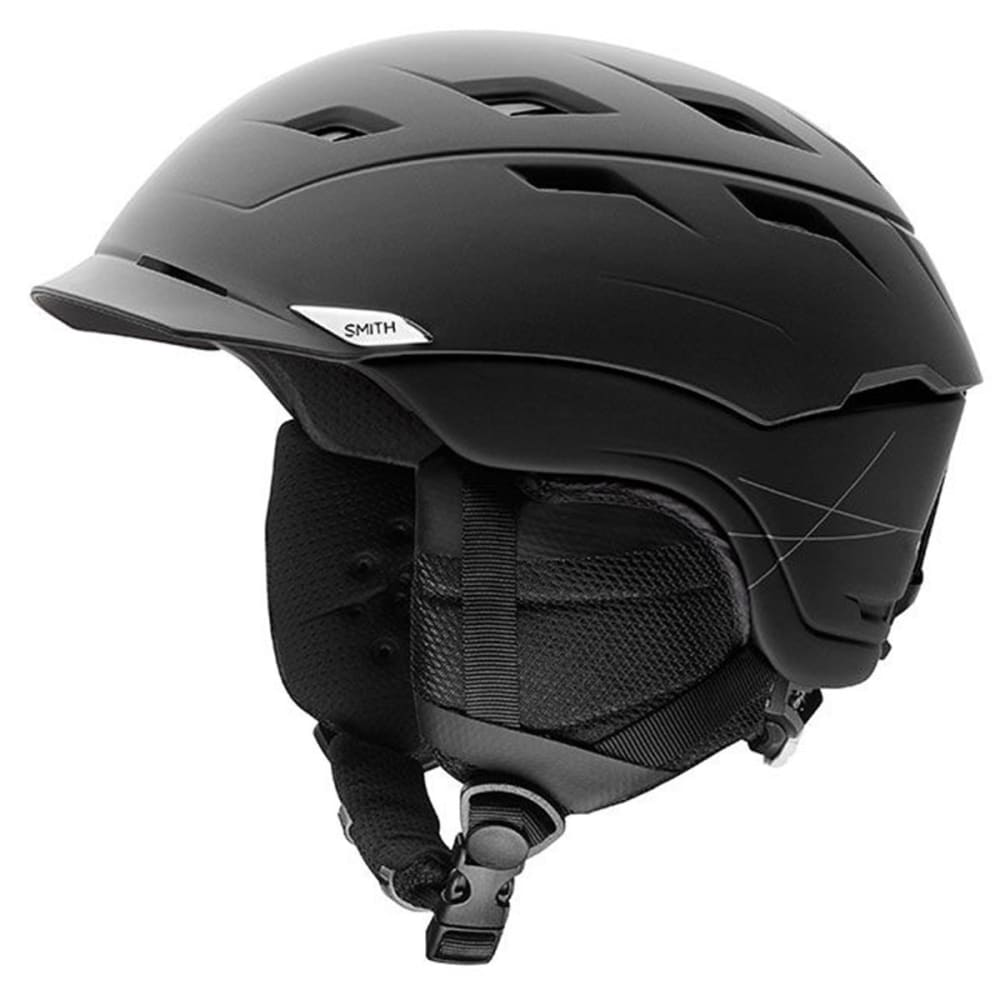 SMITH Variance Snow Helmet, Black - MATTE BLACK