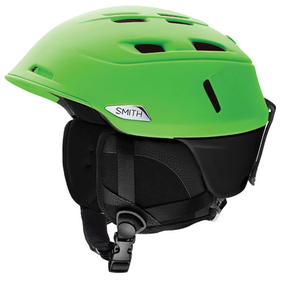 SMITH Camber Snow Helmet, Reactor Black - REACTOR BLACK