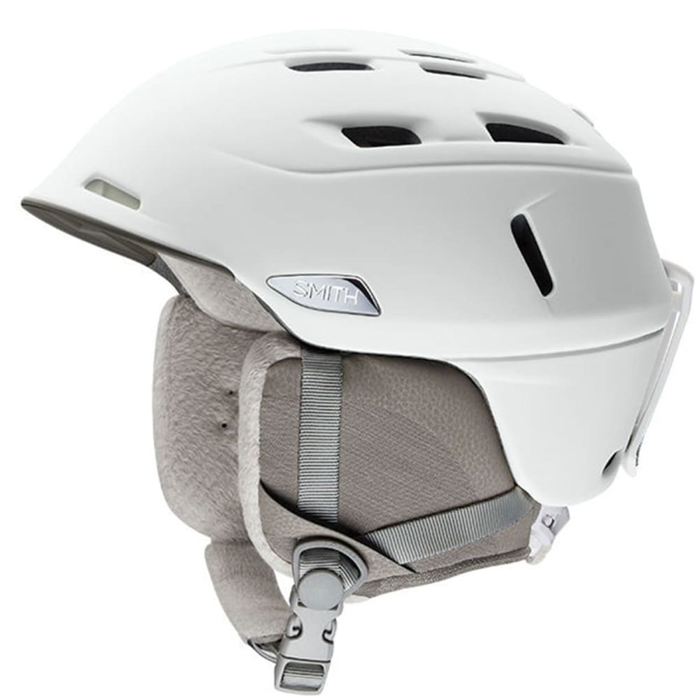 SMITH Women's Compass Snow Helmet, Pearl - PEARL