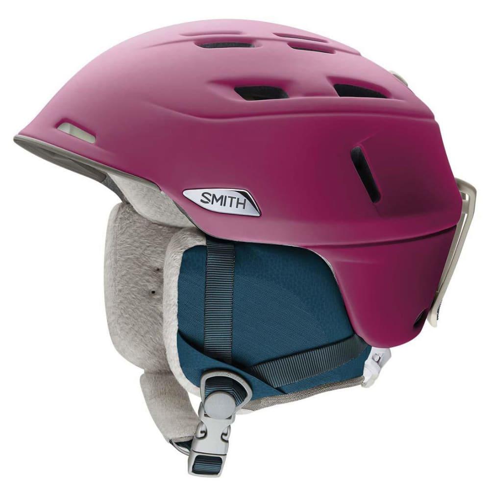 SMITH Women's Compass Snow Helmet - MATTE GRAPE