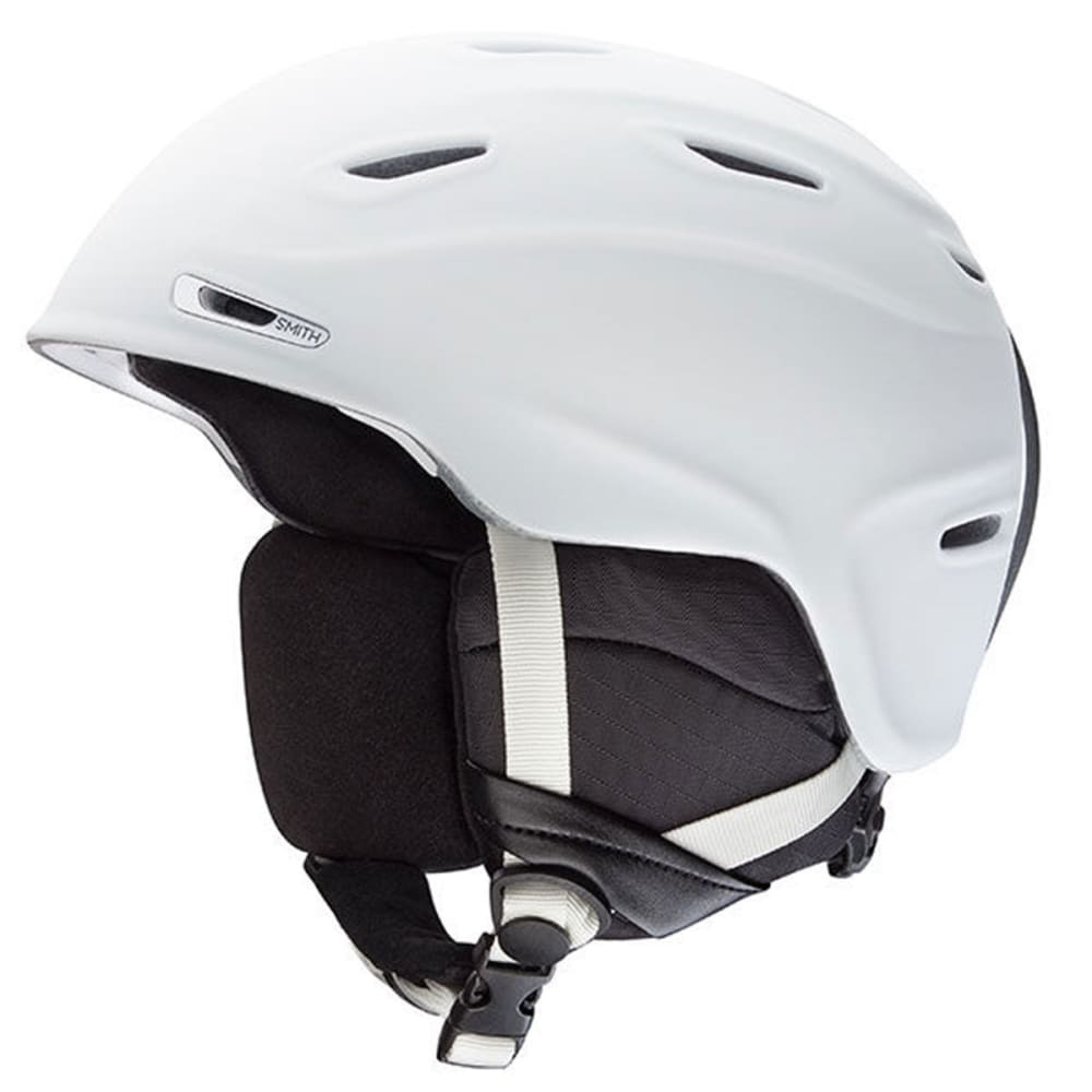 SMITH Aspect Snow Helmet, White - MATTE WHITE
