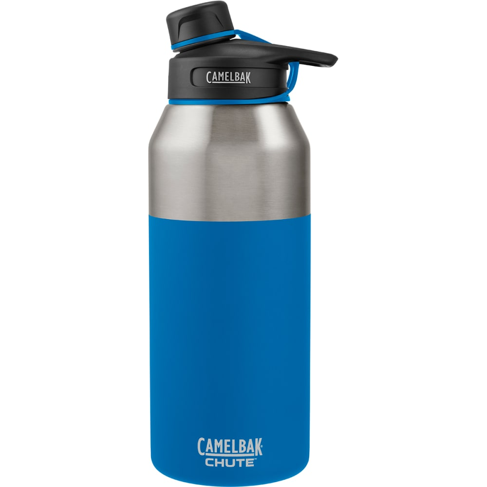 Camelbak 1.2L Chute Stainless Insulated Water Bottle - Blue 5386