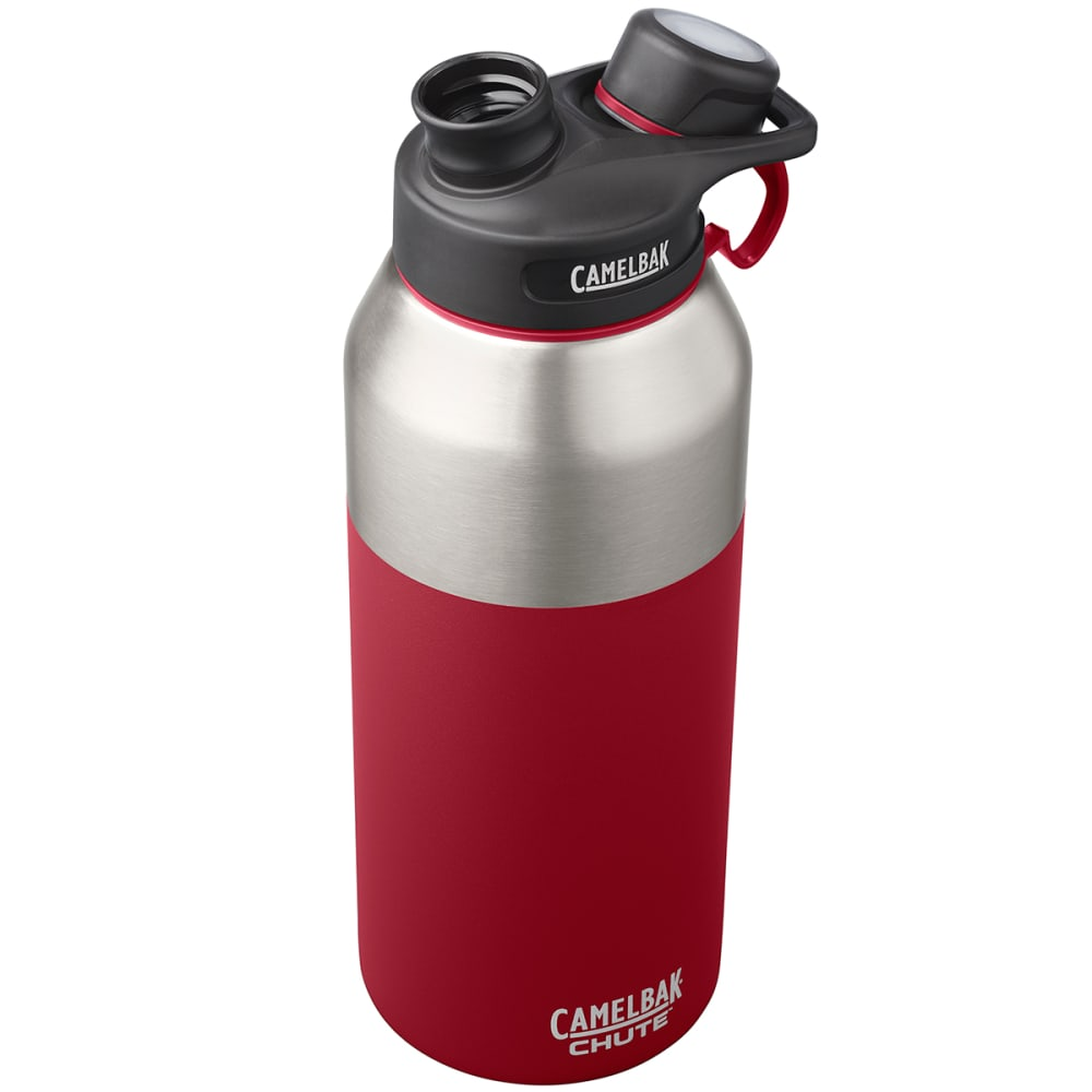 CAMELBAK 1.2L Chute Stainless Insulated Water Bottle - BRICK RED 53871