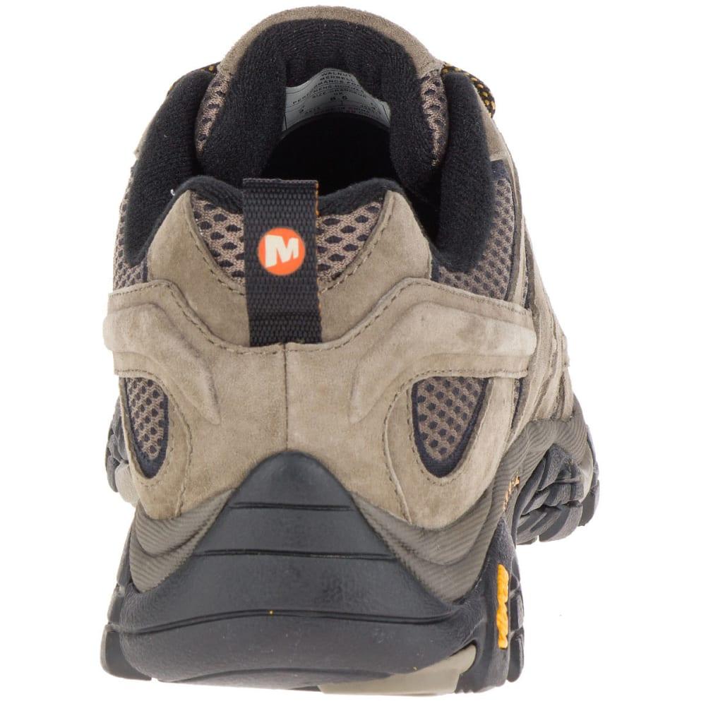 MERRELL Men's Moab 2 Ventilator Low Hiking Shoes, Walnut - WALNUT