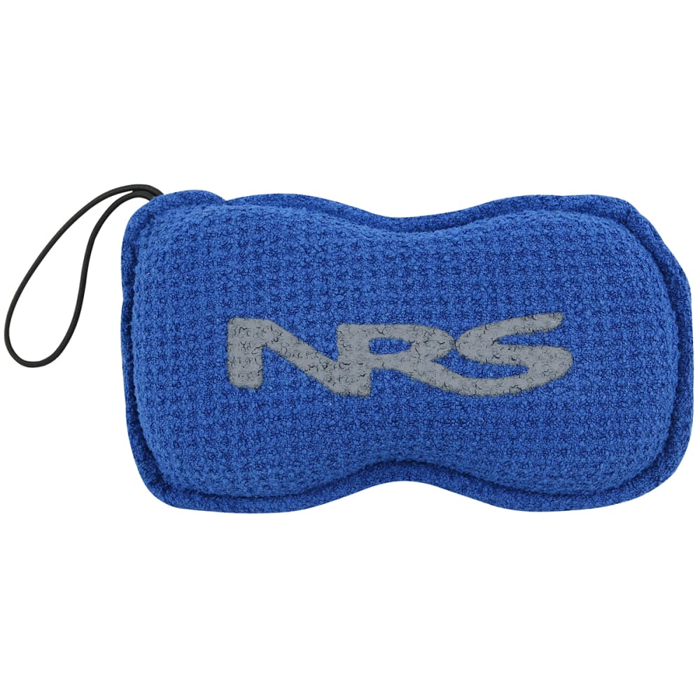 NRS Deluxe Boat Sponge - BLUE