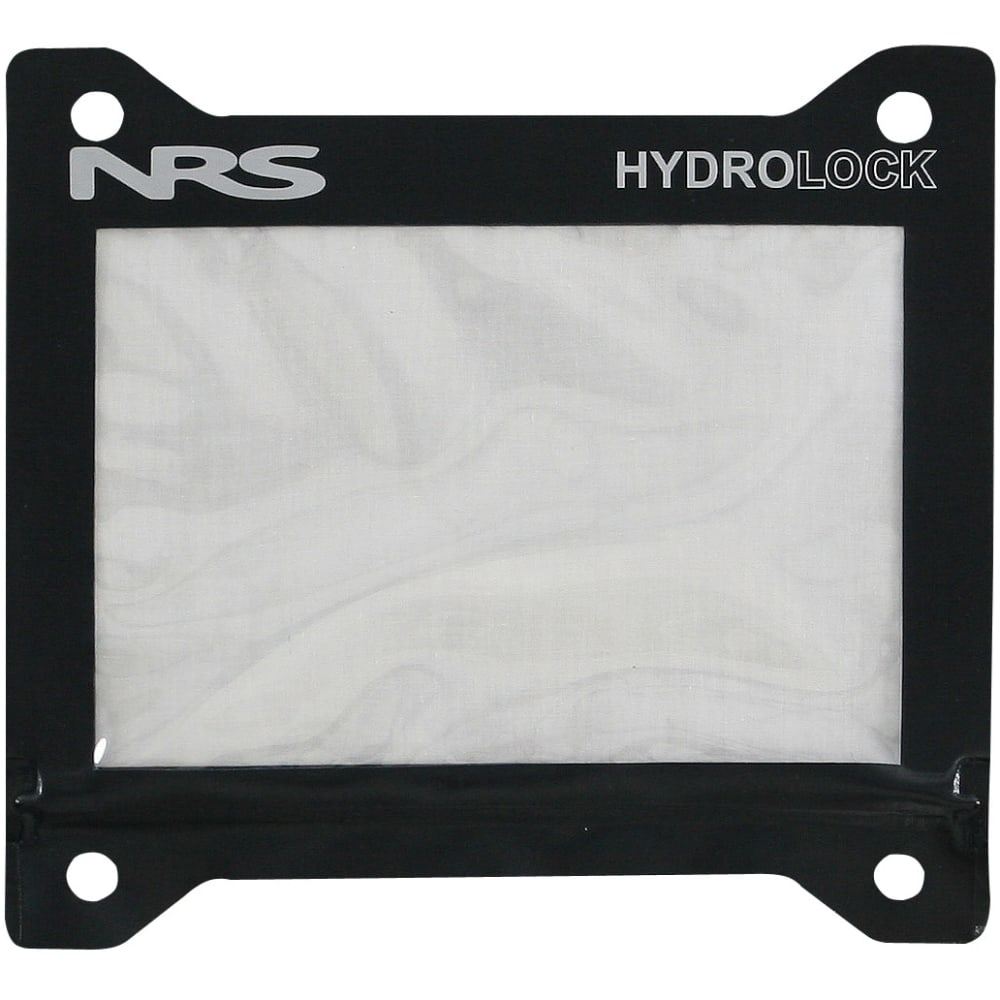 NRS HydroLock Map Case, Extra Small - BLACK