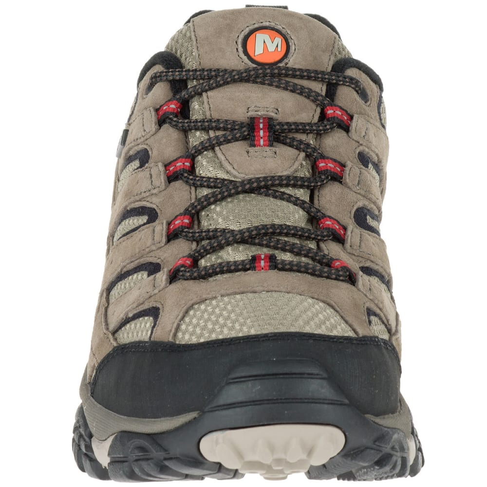 6a22e6486ab MERRELL Men's Moab 2 Waterproof Low Hiking Shoes, Bark Brown